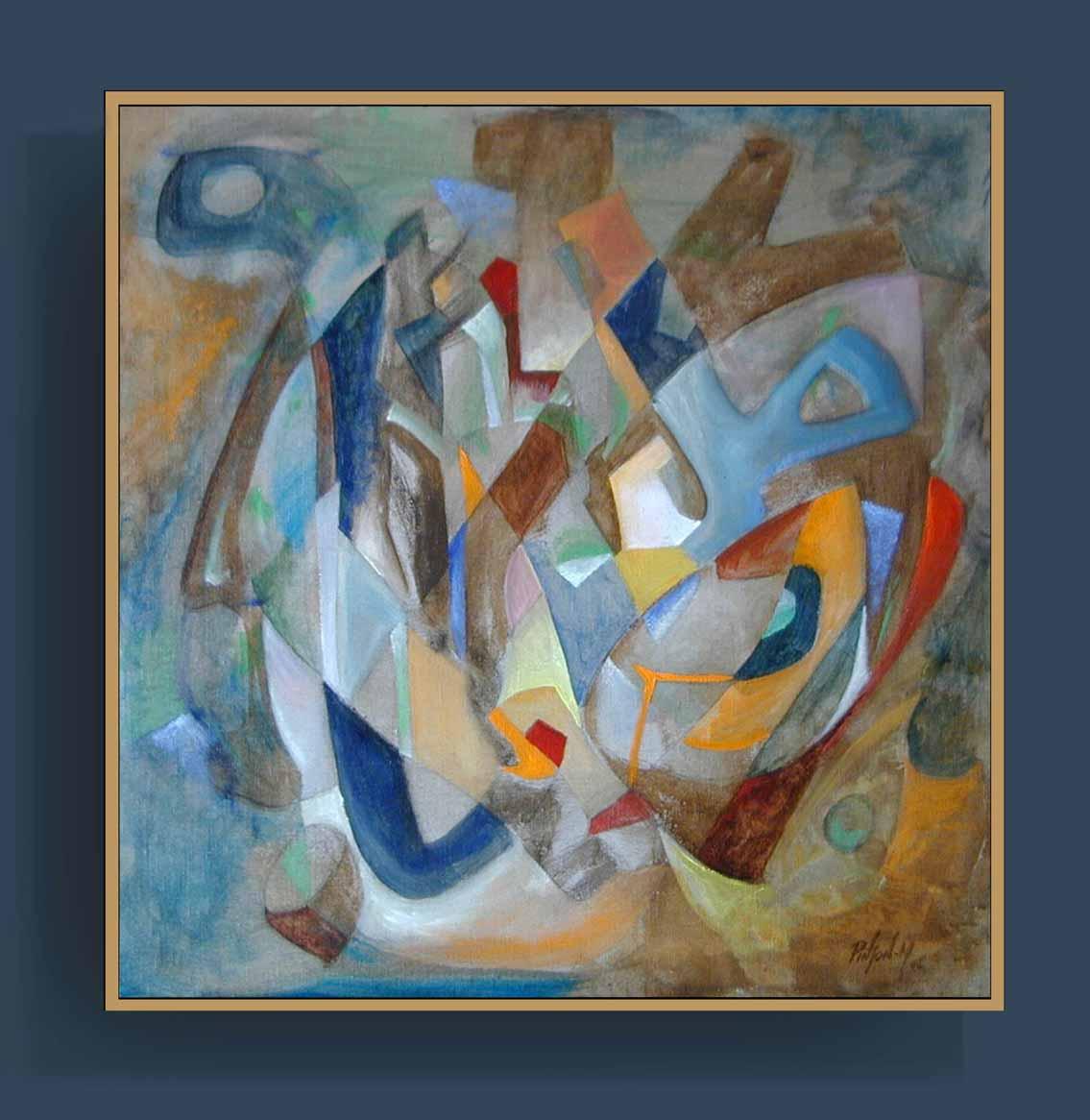 Peindre: Toute une vie en mémoire... mand1